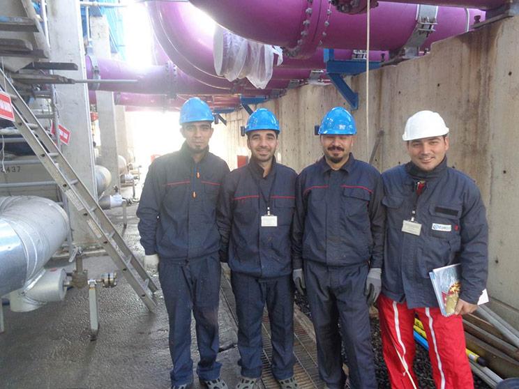 Ayvaz Onsite Team