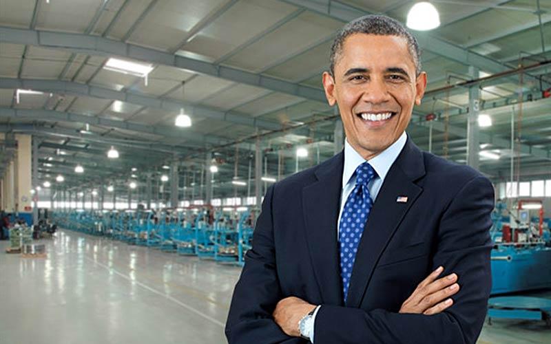 ABD Ba�kan� Barack Obama Ayvaz'� Ziyarete Geliyor!