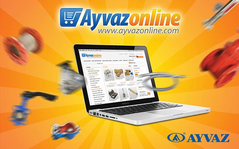 Ayvaz Online Y�zde Elliye Varan �ndirimlerle Geliyor