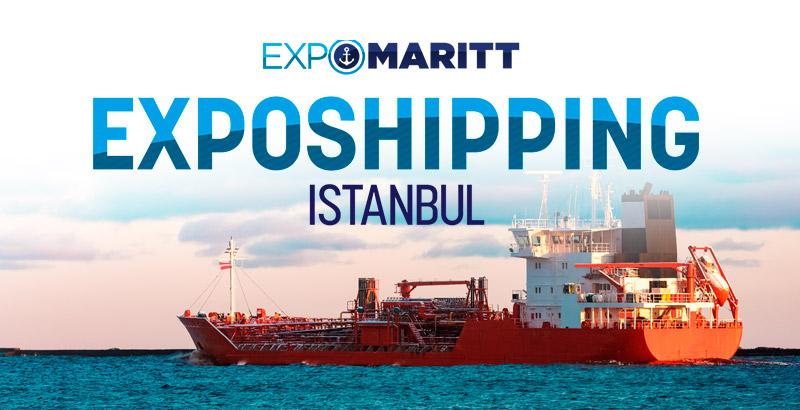 Ayvaz Marine Ürünleri ile ExpoMaritt Exposhipping 2019'da