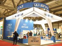 Ayvaz, Mostra Convegno Fuarında Yenilikçi Ürünleriyle Öne Çıktı