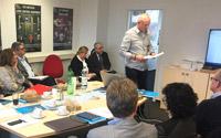 Ayvaz, Almanya'daki Satış Ekibiyle Genel Değerlendirme Toplantısı Yaptı