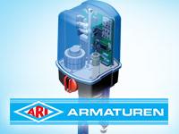 Ari Armaturen Premio-Plus Akıllı Doğrusal Elektrik Aktüatörü