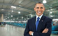 ABD Başkanı Barack Obama Ayvaz'ı Ziyarete Geliyor!