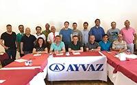 Ayvaz Bölge ve Ürün Müdürleri Çalıştay Toplantısında Bir Araya Geldi
