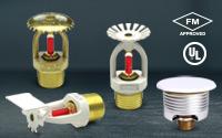 Ayvaz Markalı FM ve UL Onaylı Sprinkler Çeşitleri Karşınızda