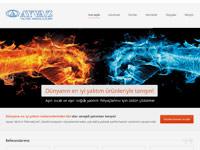 Ayvaz Yalıtım Teknolojileri'nin yeni web sitesi yayında!