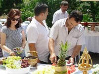 The Staff of Ayvaz Blew Off Steam at The Summer Fun Fair and Barbecue Party
