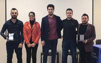 Ayvaz Proje Mühendisleri Gelişim Üniversitesi Öğrencileriyle Buluştu