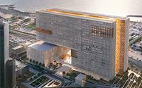 Ortadoğu'nun En Büyük Adalet Sarayında Ayvaz Ürünleri Tercih Edildi
