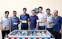 Ayvaz Çalışanları Geleneksel Langırt Turnuvasında Buluştu
