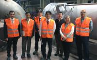 Ayvaz Ürünleri Japonya'daki Takahama Nükleer Santrali'nde Kullanılacak