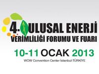 Ayvaz Yalıtım Teknolojileri, 4. Ulusal Enerji Verimliliği Fuarı'na Katıldı