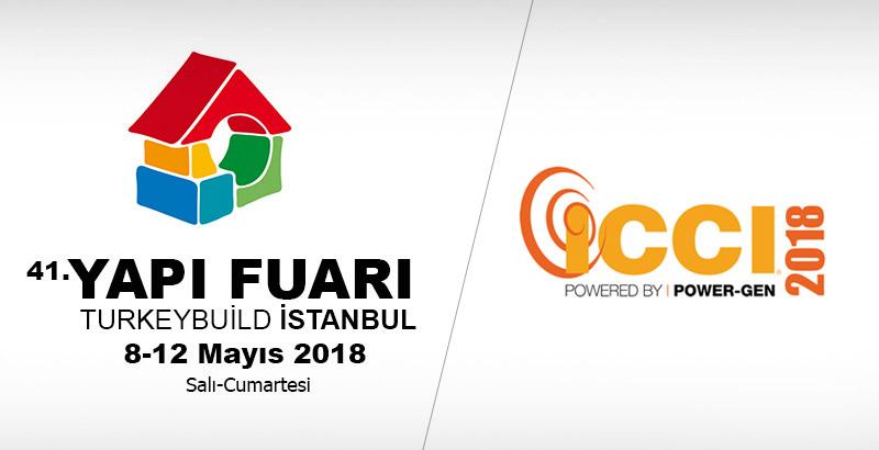 Ayvaz, Yapı Fuarı ve ICCI Konferansı'na Katılıyor