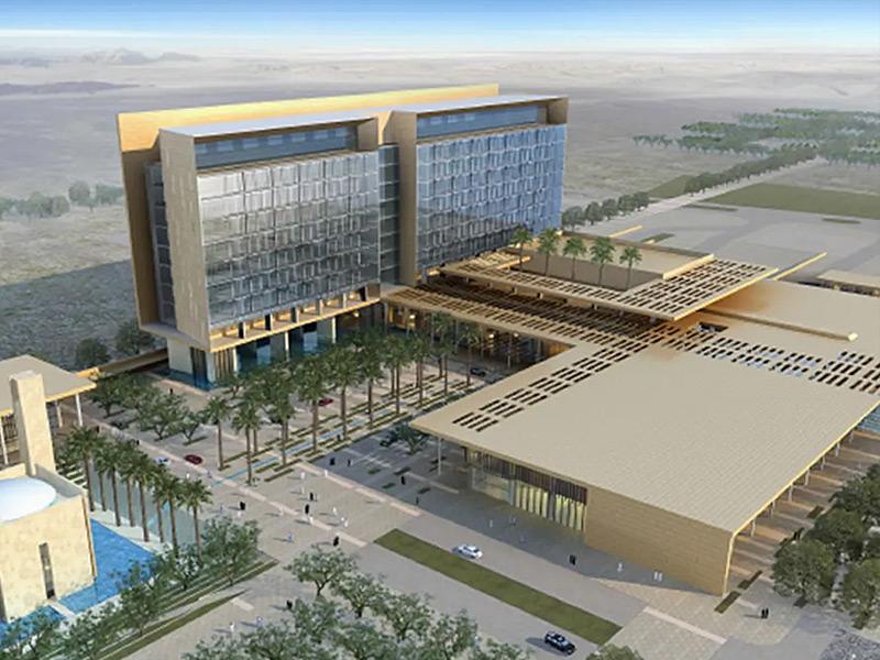 King Salman Specialist Hospital