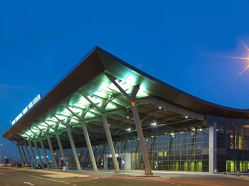 Prishtina International Airport