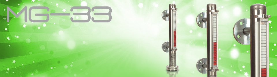 MG-33 Magnetic Level Gauge