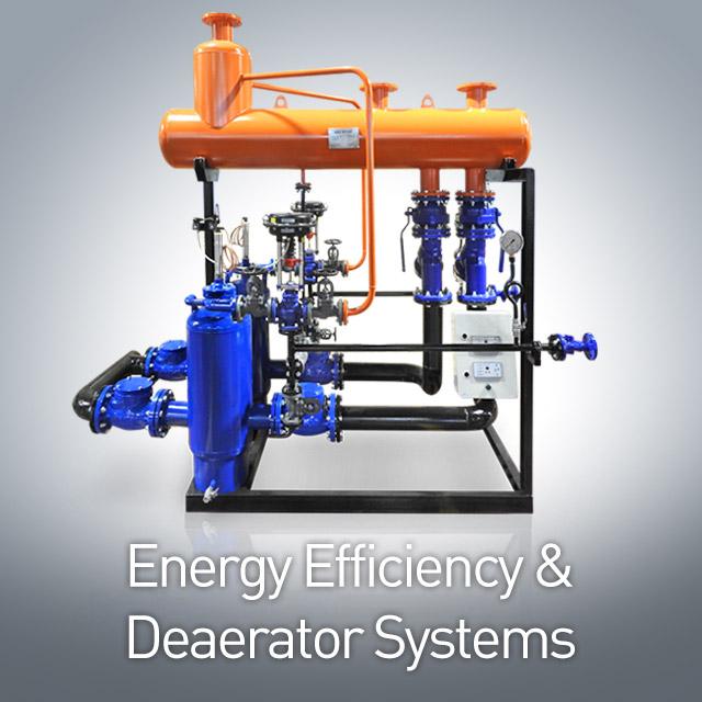 Energy Efficiency & Deareator Systems