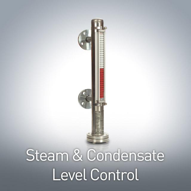 Steam & Condensate Level Control