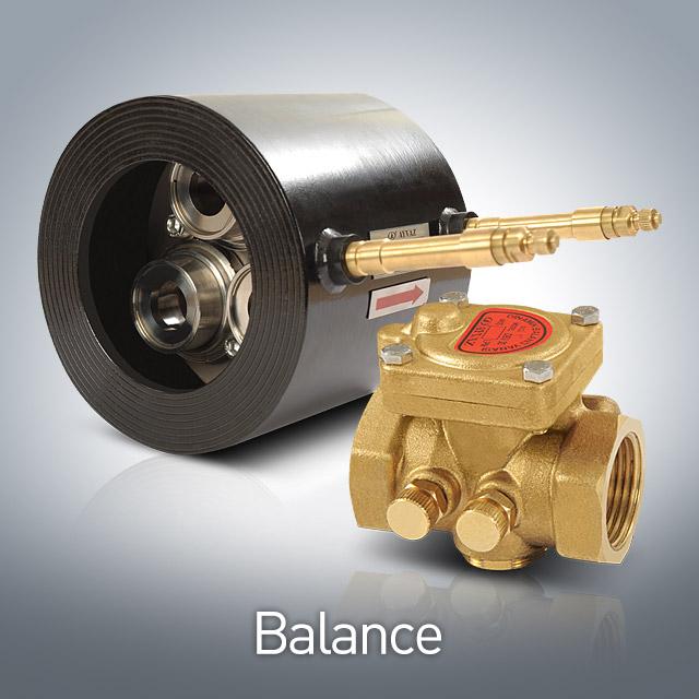 Balance Valves