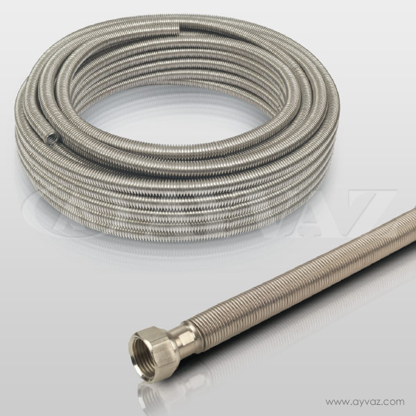 Flexible Metal Hose Without Braiding