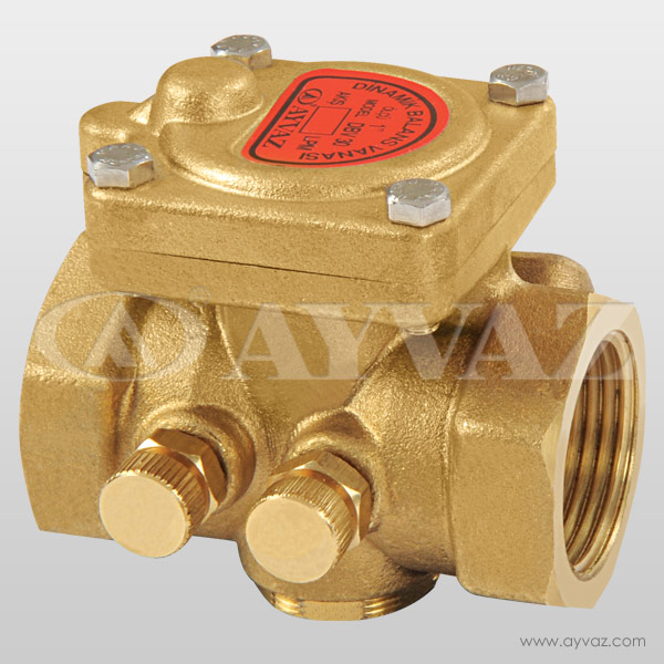 Dynamic Type Balanced Valves DBV-30