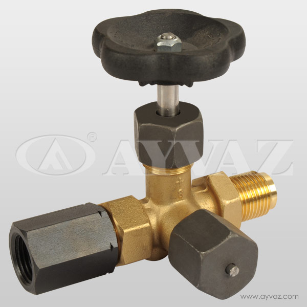 MV-417 Manometer Valves