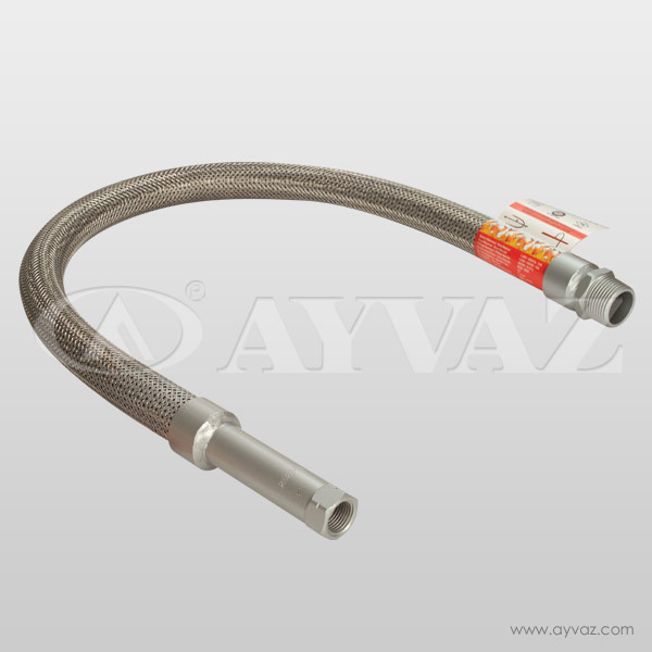 Sprinkler Hose and Connections Set (FM Approved)