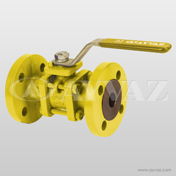 TGV-30 Full Bore Natural Gas Ball Valve