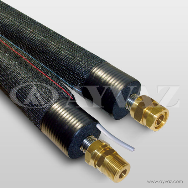 EZ-Flex Insulated Solar Hoses (2 in 1)