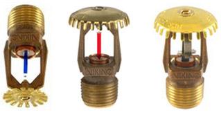 Warehouse Type Sprinklers | Ayvaz Sprinkler | Fire Fighting