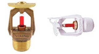 Standard Protected Sprinkler - Sidewall