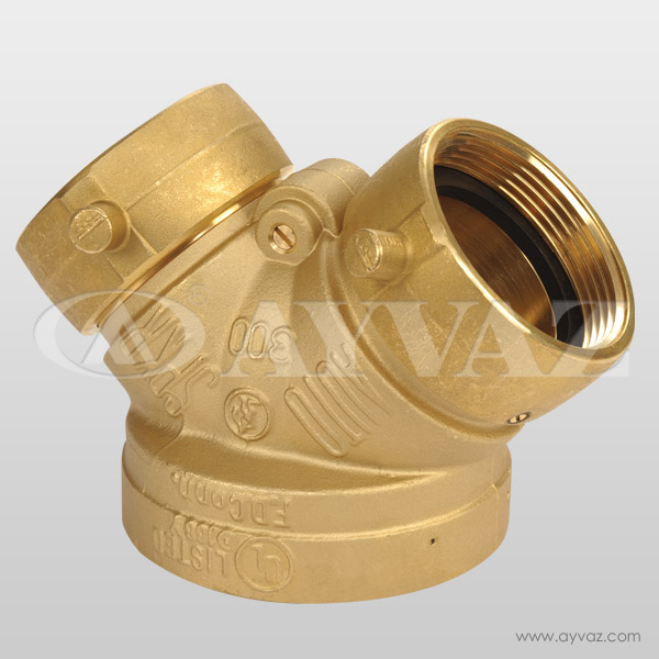 Fire Fighting Connection Valve