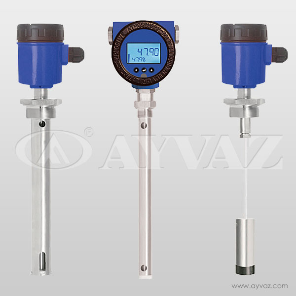 AECAP Capacitive Level Transmitter