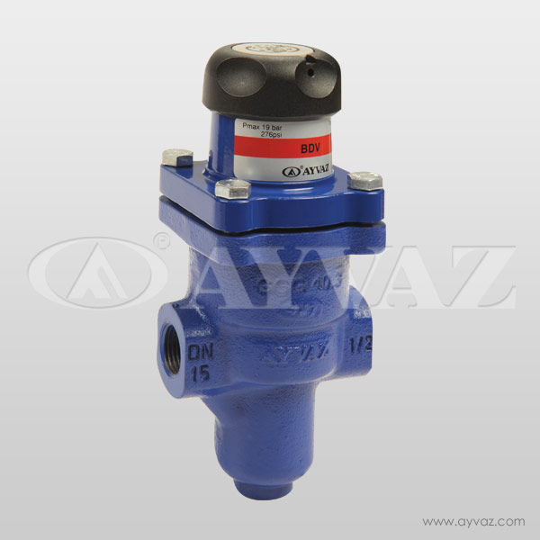 BDV-25 Pressure Reducing Valve