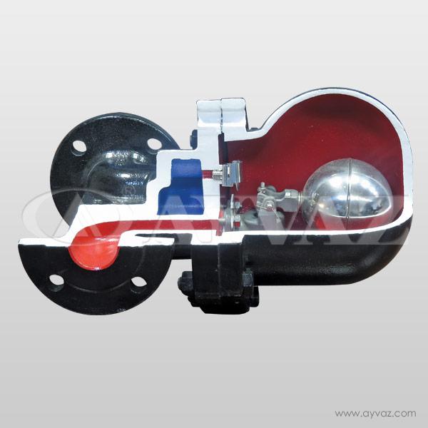 SK-80 Mechanical Steam Trap