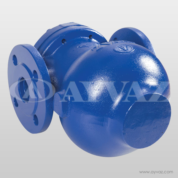 SK55L Float Type Steam Trap