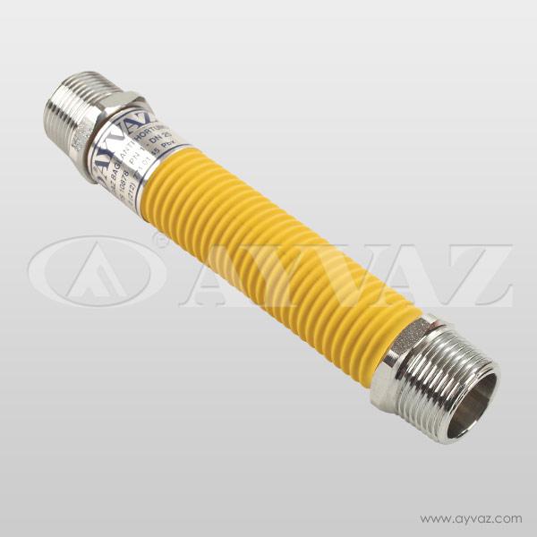 Les Tuyaux Flexibles Metalliques De Regulateur Regflex