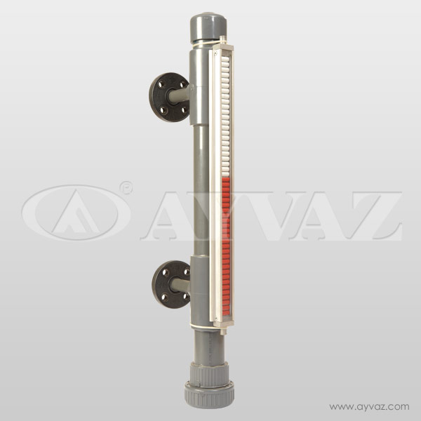 MG-33P Magnetic Level Gauge
