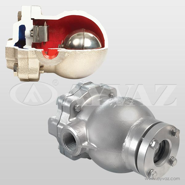 SK-61 Mechanical Steam Trap