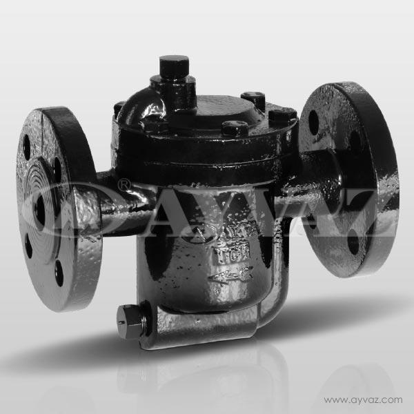 (Glocken-) Kondensatableiter Typ BT-16