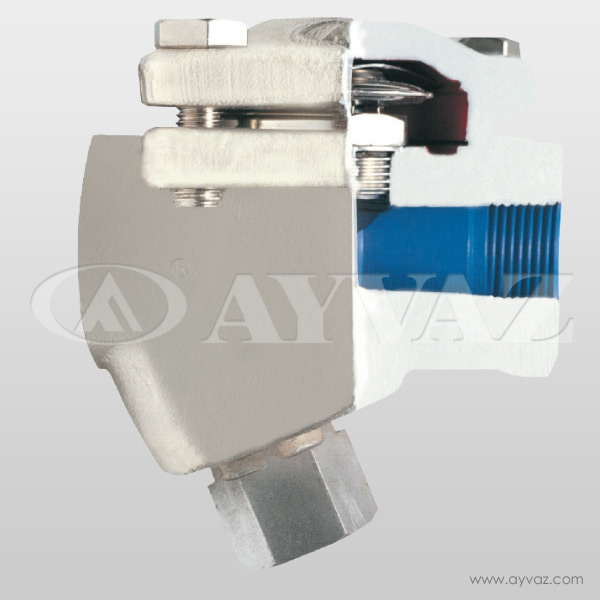 TKK-2Y Thermostatic Steam Trap