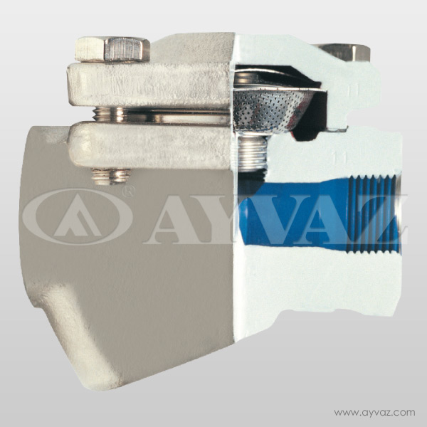 TKK-2N Thermostatic Steam Traps