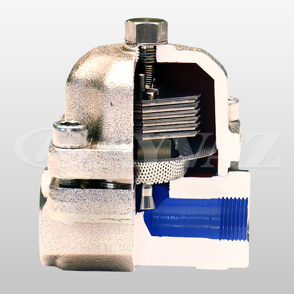 TK-1 Bi-Metallic Steam Trap