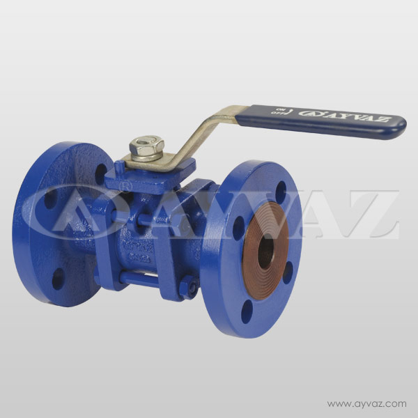 TGV-10 Full Bore Ball Valve