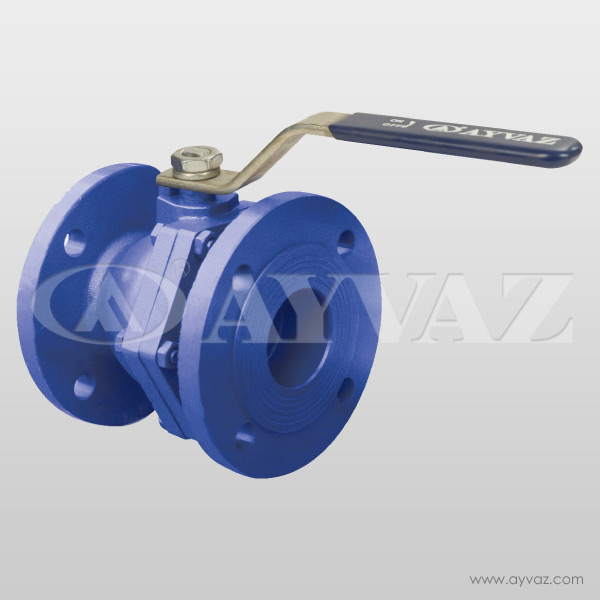 TGV-20 Full Bore Ball Valve