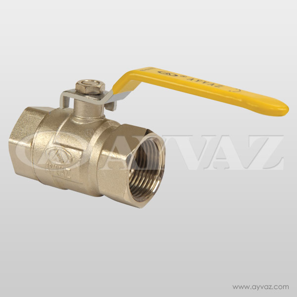 DK-107 Ball Valve (For Natural Gas)