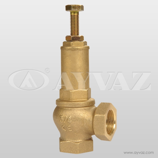 SV-254 Brass Safety Valves
