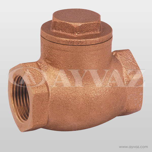 Bronze Checkvalve