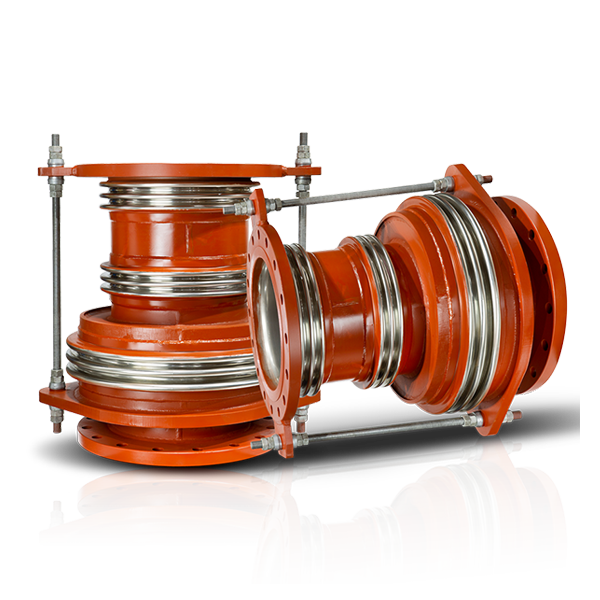 In-Line Pressure Balanced Expansion Joint